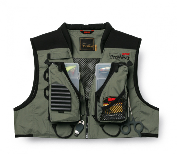 Жилет Rapala Short Shallows Vest