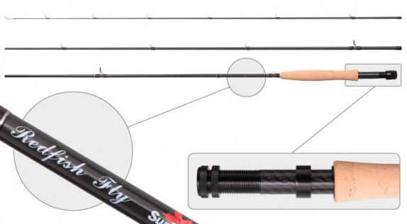 S Master 3091 Red Fish Fly 6/7 class 2,74 м